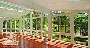 sunroom window options