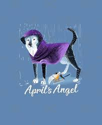"Raincoat puppy an April angel #2"" iPad Case & Skin by belettelepink 