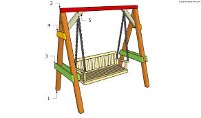 Small Picture Garden Swing Plans Free Garden Plans How to build garden projects