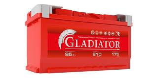<b>GLADIATOR</b> 6CT - 95 L (прямая полярность) - ЭнергоМет в Иваново