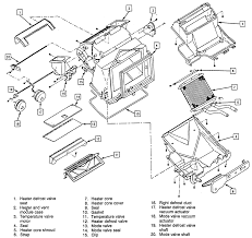 Car chevy corsica fuse box diagram solved remove heater core on needs to be