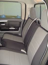 dodge dakota standard color seat covers rear seats