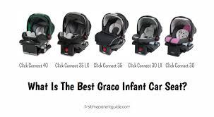 infant car seat snugride 40
