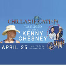 Kenny Chesney At Miller Park Great Country 101 9 Wdez