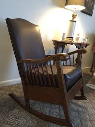 antique rocking chair identification of style my img 6086 v 14516