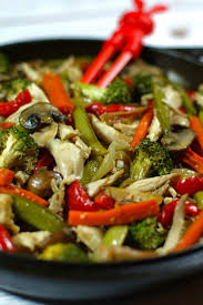 healthy stir fry en recipe soy