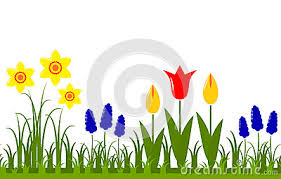 Small Picture Garden clipart garden border Pencil and in color garden clipart