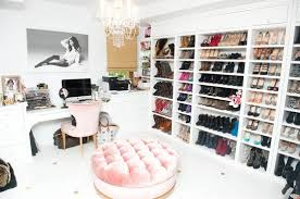 walk in closet for girls. Ashley Tisdale Celebrity Walk In Closet Pink Shoes For Girls I