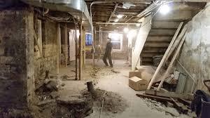 basement remodel contractors. Delighful Contractors Basement Remodel  Tear Out On Contractors I