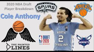 Cole Anthony NBA Draft Scouting Report ...