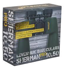 Купить <b>бинокль Levenhuk Sherman</b> PRO 10x50 в интернет ...