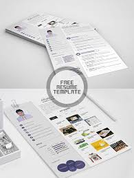 free two page resume template psd psd resume templates
