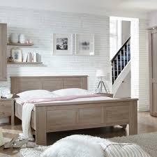 Schlafzimmer Bett Lamaika In Eiche Trüffel Mit Komforthöhe