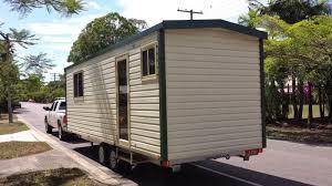 Small Picture Hire Relocatable Granny Flat Mobile Home Studio Caravan