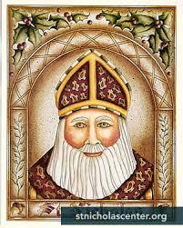 Memilih agama, menaati peraturan, menghormati sesama dan mendapat perlidungan hukum. Who Is St Nicholas St Nicholas Center