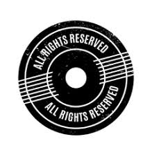 All Rights Reserved Symbol All Rights Reserved Symbol Vector Images 58