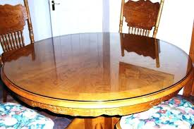 full size of dining room table cover pads covers protector incredible glass top tables custom in