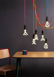industrial lighting ideas. iu0027m a little bit addicted to bare lightbulbs on long wires but sadly canu0027t find way work them into my flat these twisted bulb lamps come in choice industrial lighting ideas