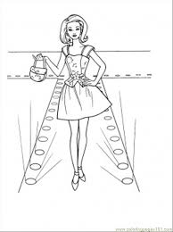 Small Picture Fashion Designer Coloring Pages Bestofcoloringcom