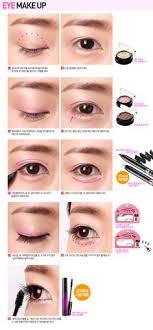 asian eye make up