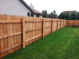 fences. Simple Fences Wooden Fence Services On Fences N