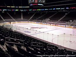 Gila River Arena View From Lower Level 109 Vivid Seats