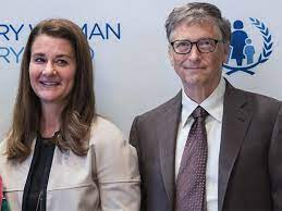 Melinda Gates: Centre shuts health mission gate on Bill & Melinda Gates  Foundation - The Economic Times