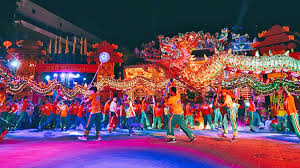 The first day of the festival begins on the new moon sometime each year between january 21st and february 20th. Thailand S Chinese New Year 2020 Celebrations Tat Newsroom