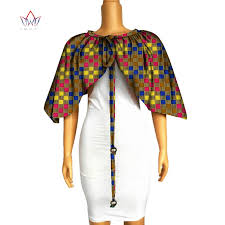 <b>Hitarget 2019 African</b> Shawl Necklaces for Women <b>African</b> Print ...