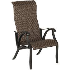 transitional dining chair sch: picture of wicker patio dining chair