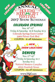 30 Things To Do In Denver This November 2017  The Denver EarCountry Christmas Craft Show Denver