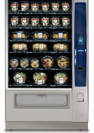 Lunch Vending Machines Awesome What Does StateoftheArt Vending Equipment Look Like