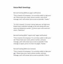 40 Voicemail Greetings Phone Message Templates Business Funny