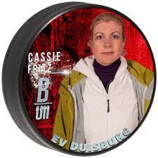 U11: Cassie Fritz – EV Duisburg EV