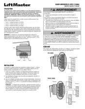 liftmaster 850lm 850lm 3 channel universal receiver manual page 2 type your new search above
