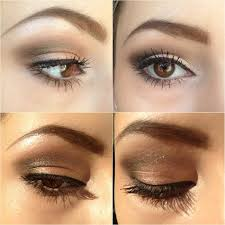 brown eyes natural makeup 4976
