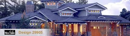 Craftsman Style House  amp  Home Floor Plans   Design BasicsCraftsman Home Plans   design