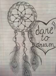 Drawings Of Dream Catchers