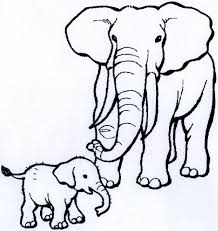 African Animals Coloring Pages Click On