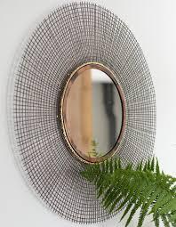 gold sunburst mirror. Copper \u0026 Gold Sunburst Mirror