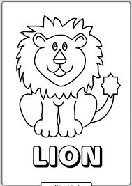 Check your email for your downloadable coloring sheet. Lion Coloring Pages For Kids In 2020 Lion Coloring Pages Zoo Coloring Pages Coloring Pages