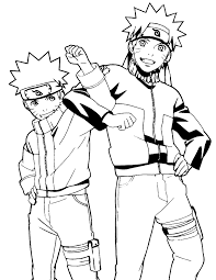 Naruto is one of the most famous anime characters, so it must be easy to find the. Naruto To Color For Children Naruto Kids Coloring Pages