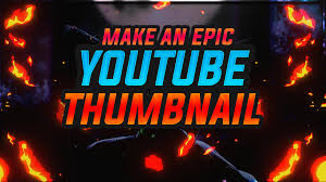 photoshop thumbnail how to make epic thumbnail using photoshop cc cs6 make an amazing