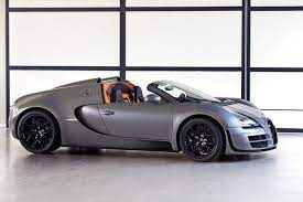 Vitesse is the french word for speed. 2012 Bugatti Veyron Grand Sport Vitesse Top Speed