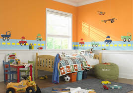 Kids Bedroom Paint Nice Kids Bedroom Color Amp Paint Ideas Pictures Makeoverhouse