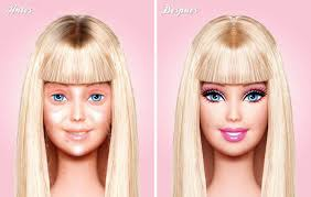 makeup can bring about magnificent and plete changes in appearance then you see the true face and you re all like who could have ever thought this was