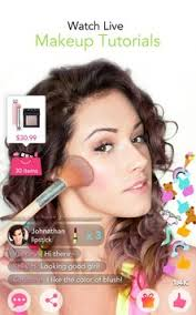 youcam makeup magic selfie makeovers apk screenshot