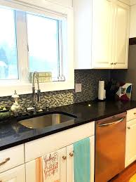 kitchen counter back splash and glass tile kitchen counter splashbacks