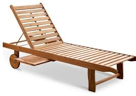 wood chaise lounge. Innovative Wood Chaise Lounge Outdoor Single Contemporary O