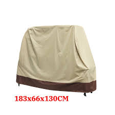 4 Size 600d Oxford Cloth Beige Bbq Grill Gas Barbecue